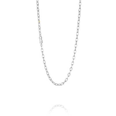 SC10118  Silver  Simple Necklace for Women