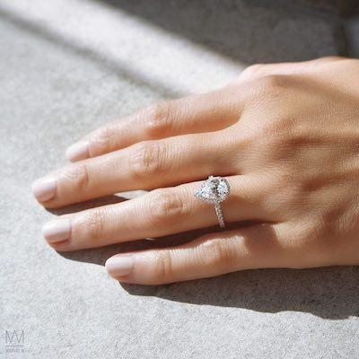 4 Creative Ways to Find Her Ring Size