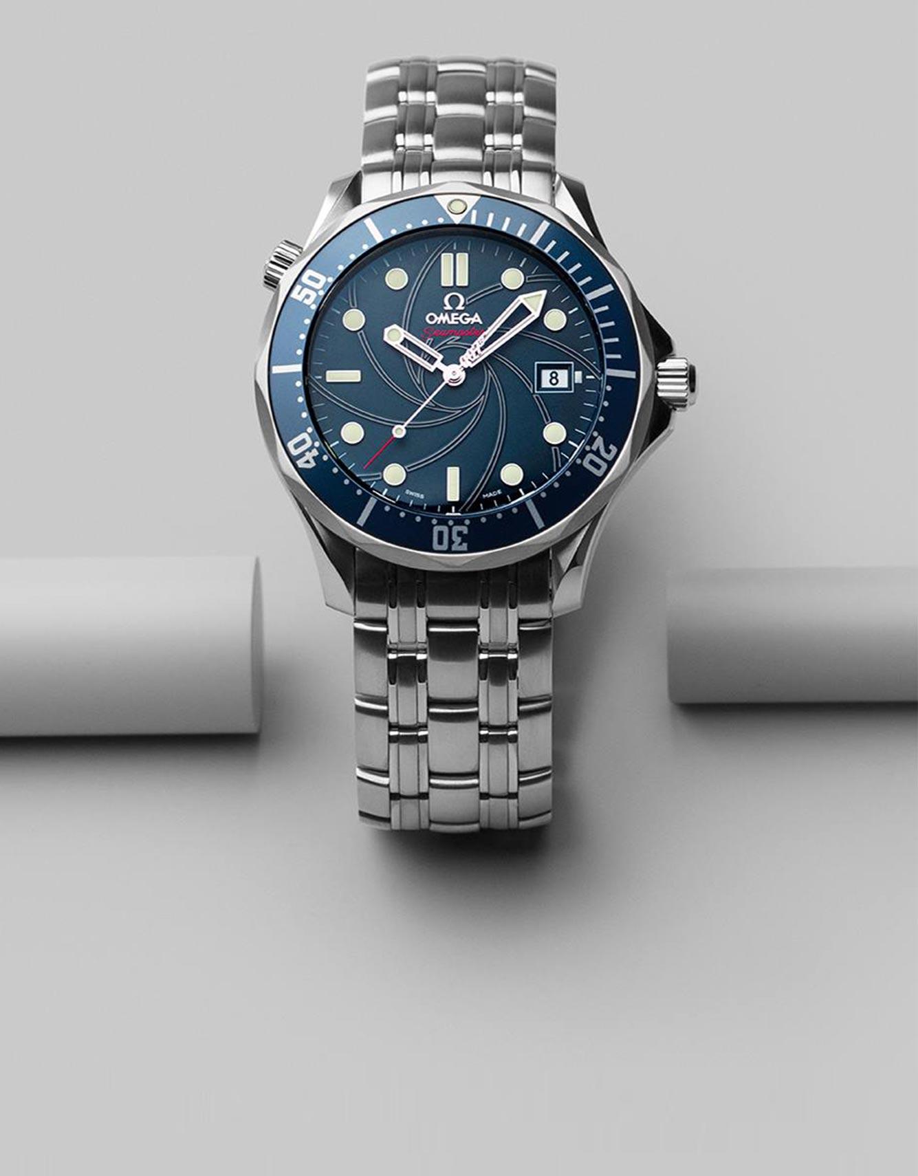 omega watch cleveland