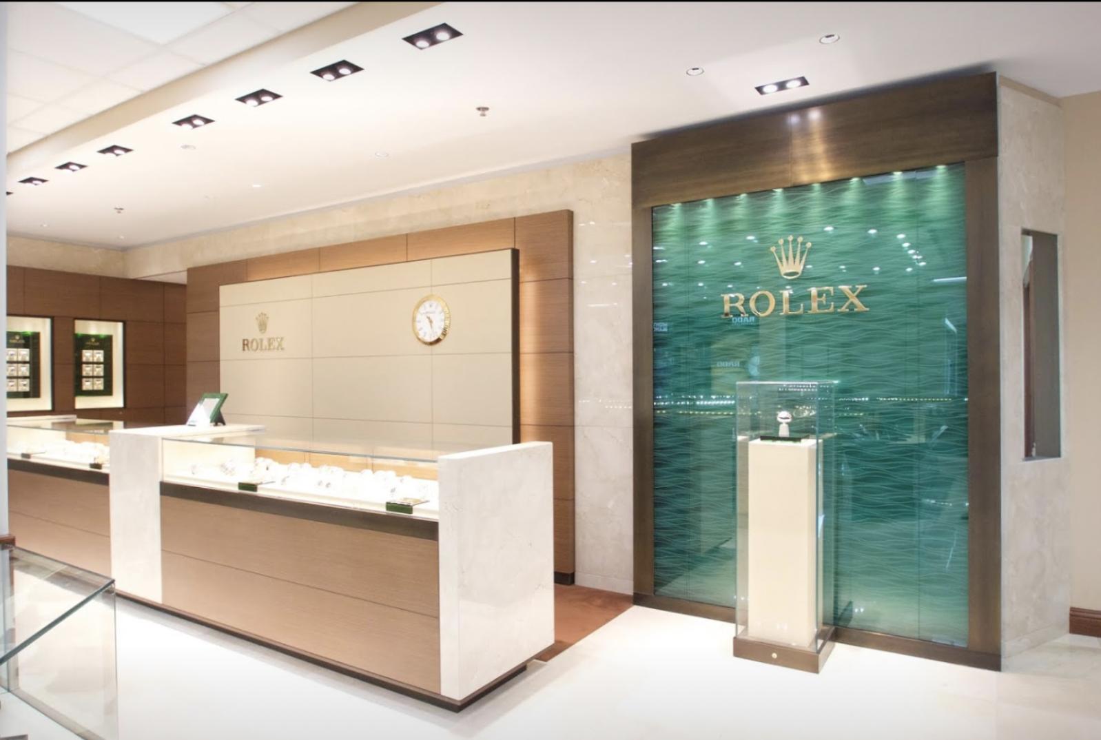 Cleveland Rolex Dealer - Sheiban Jewelers
