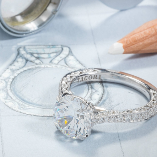 Tacori Engagement Rings Manufacturing